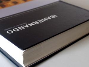 Maquetación y diseño del libro «Ibahernando #1»