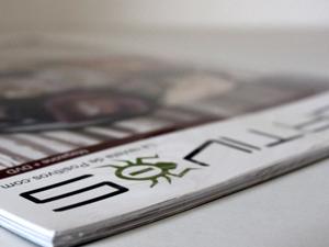 "Diseño de la revista graffiti ""Negativos Magazine #3″"
