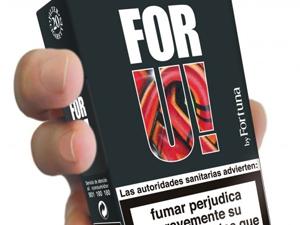 Silk colabora en la nueva imagen FOR U! de Fortuna