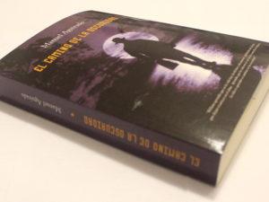 """Ilustración para el libro """"El camino de la oscuridad"""""""